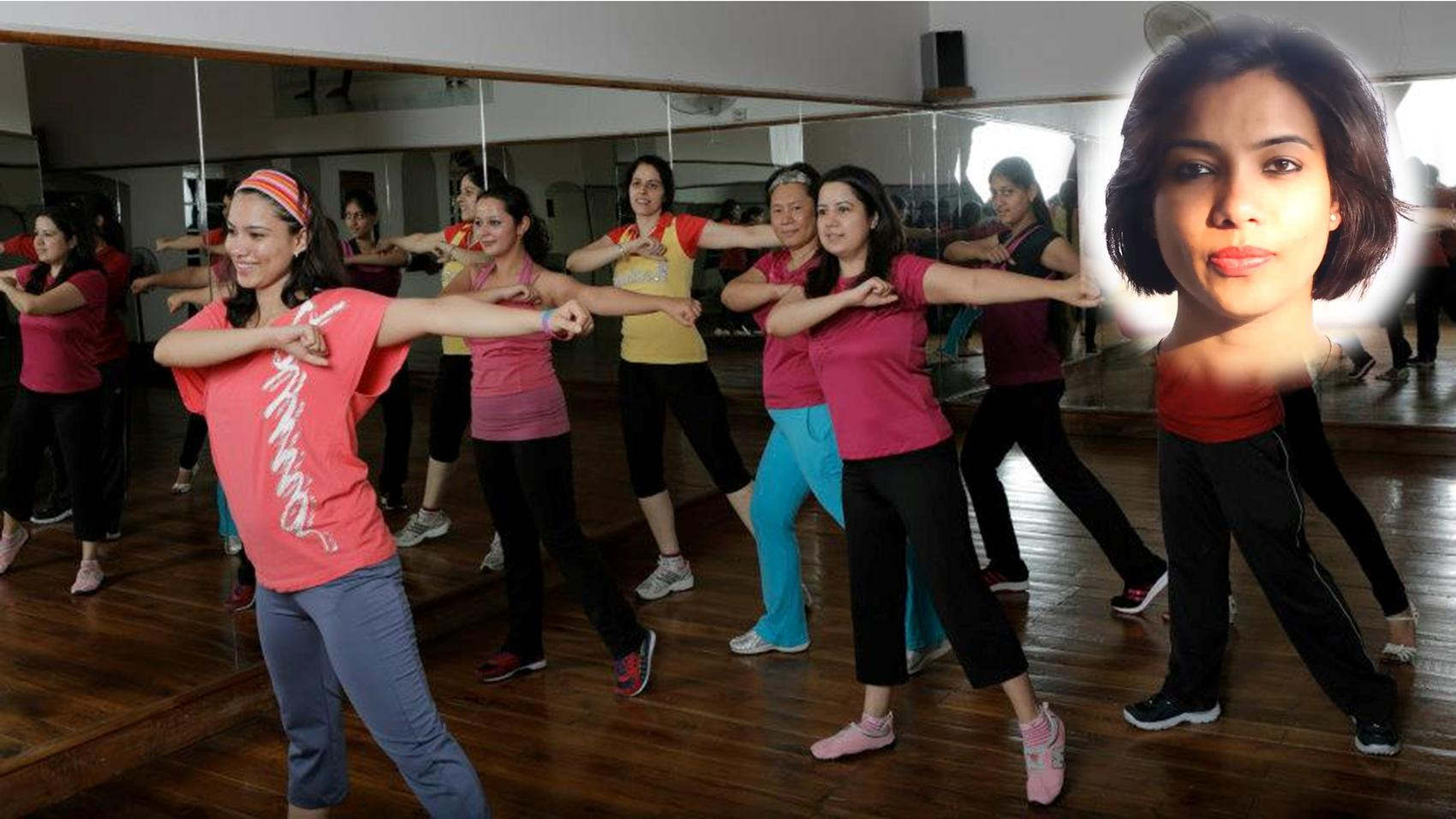 Career in Zumba Fitness Training