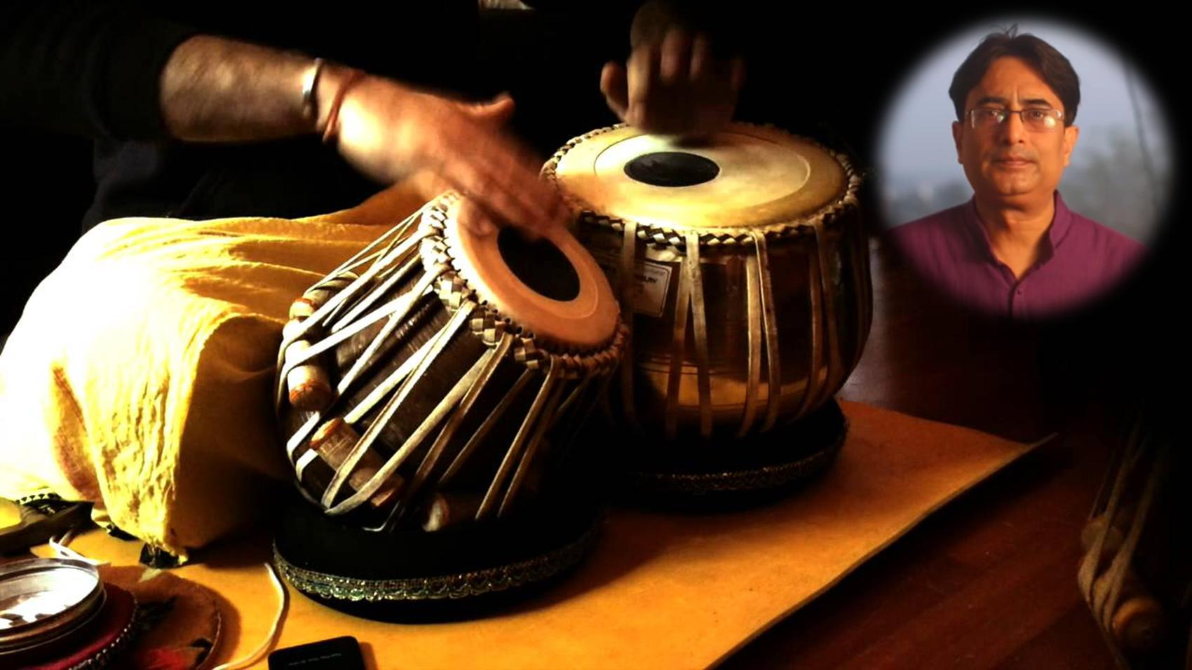 Career in Playing Tabla