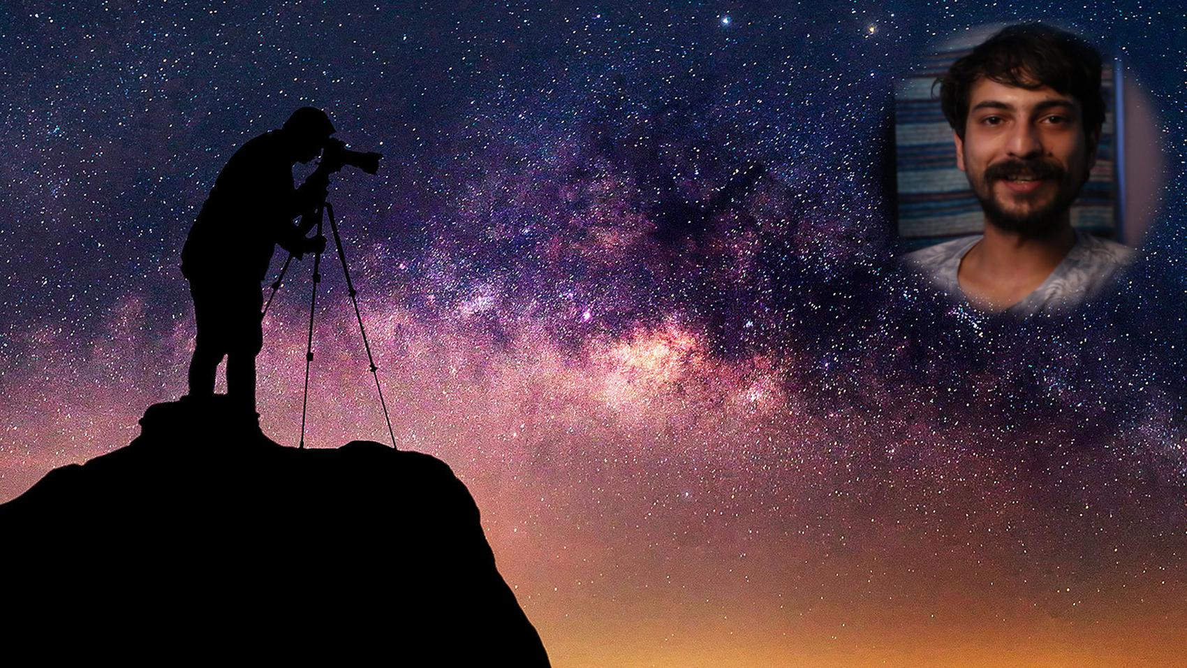 Career in Astrophotography