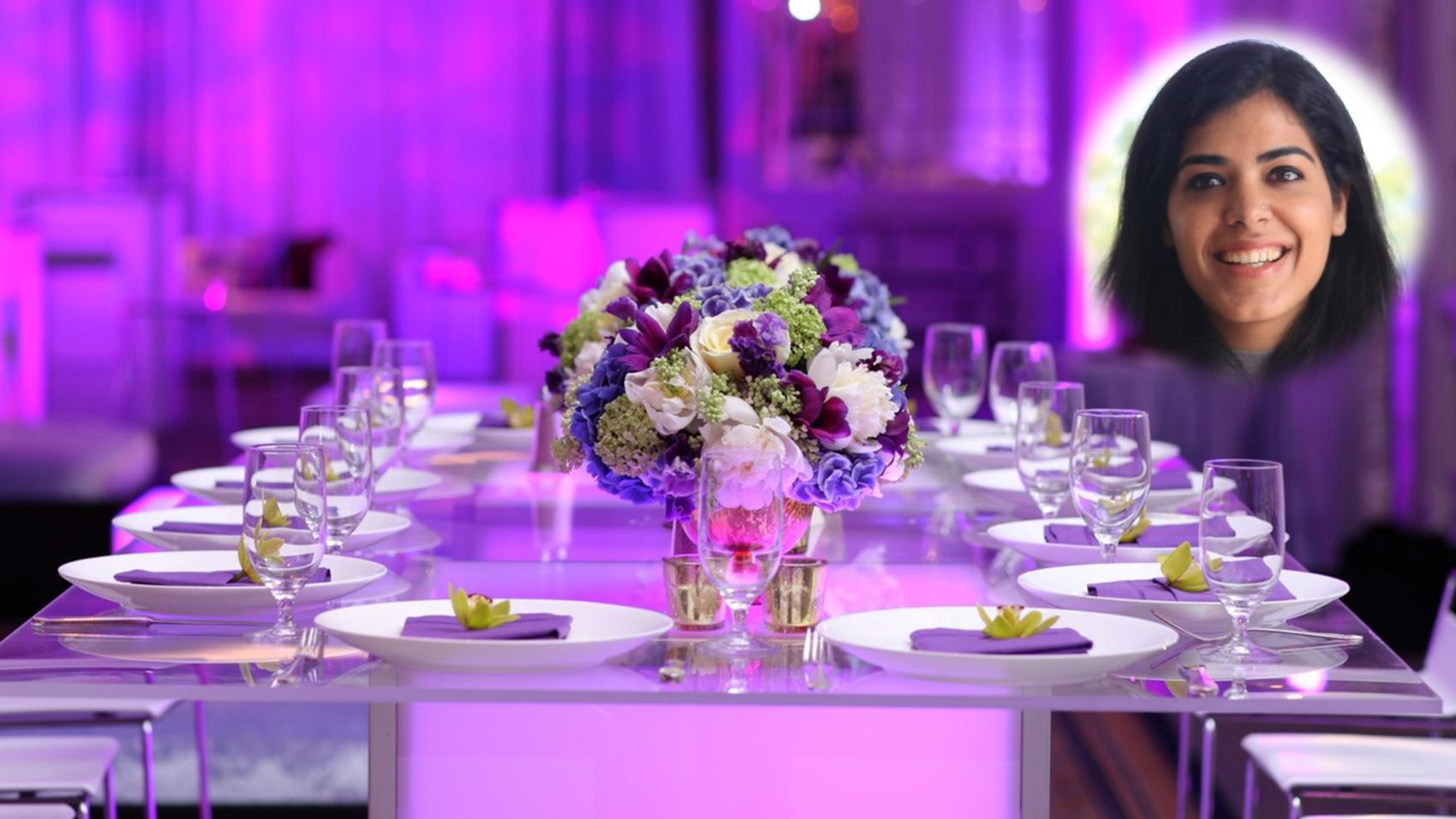 Career in Event Decoration
