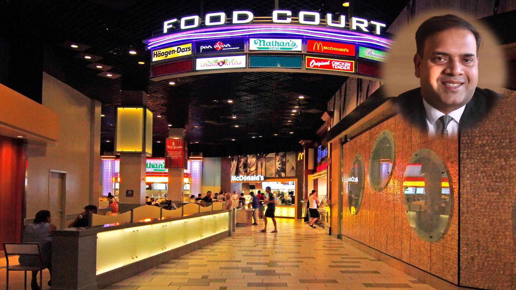 Food Court Management