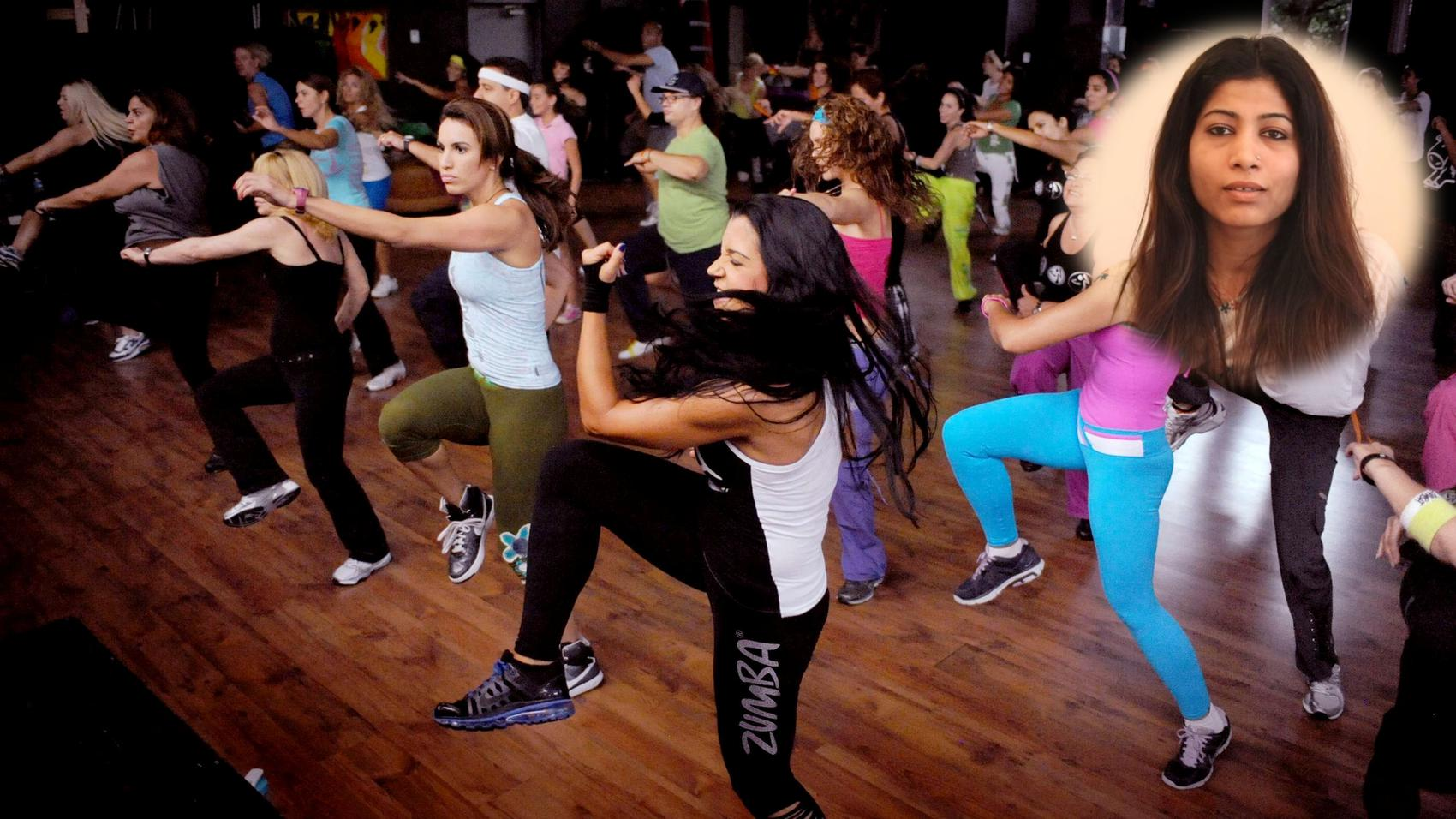 Career in Career-in-Zumba-Fitness