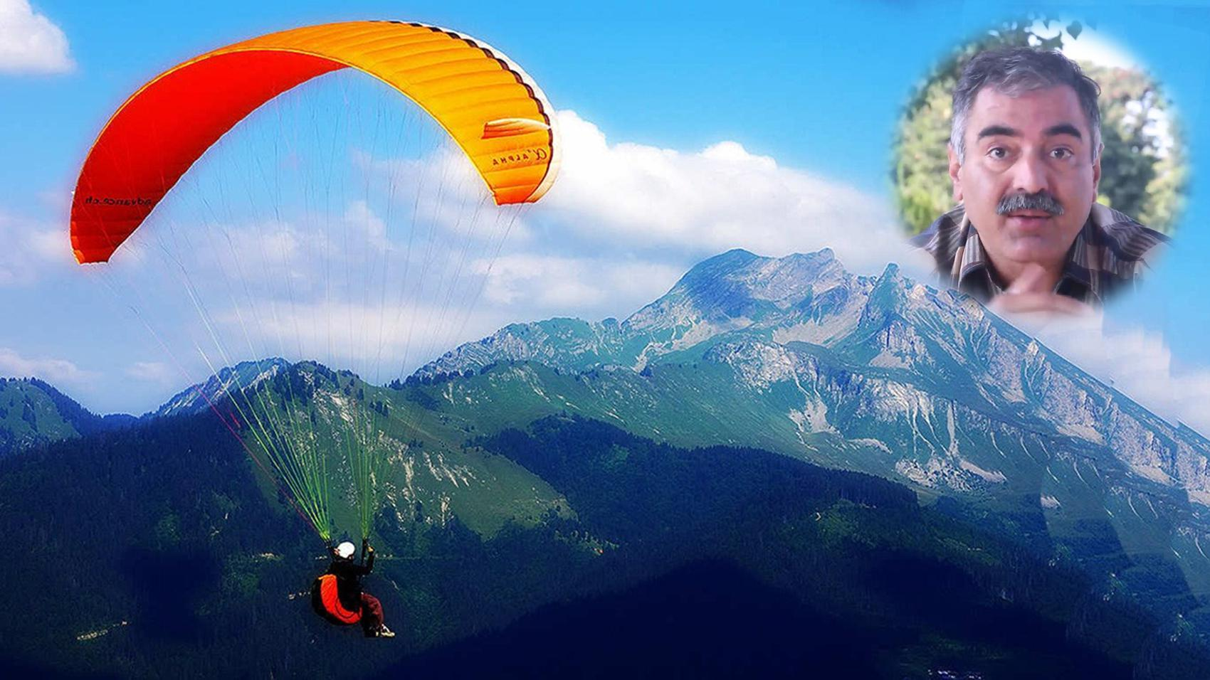 Career in Paragliding