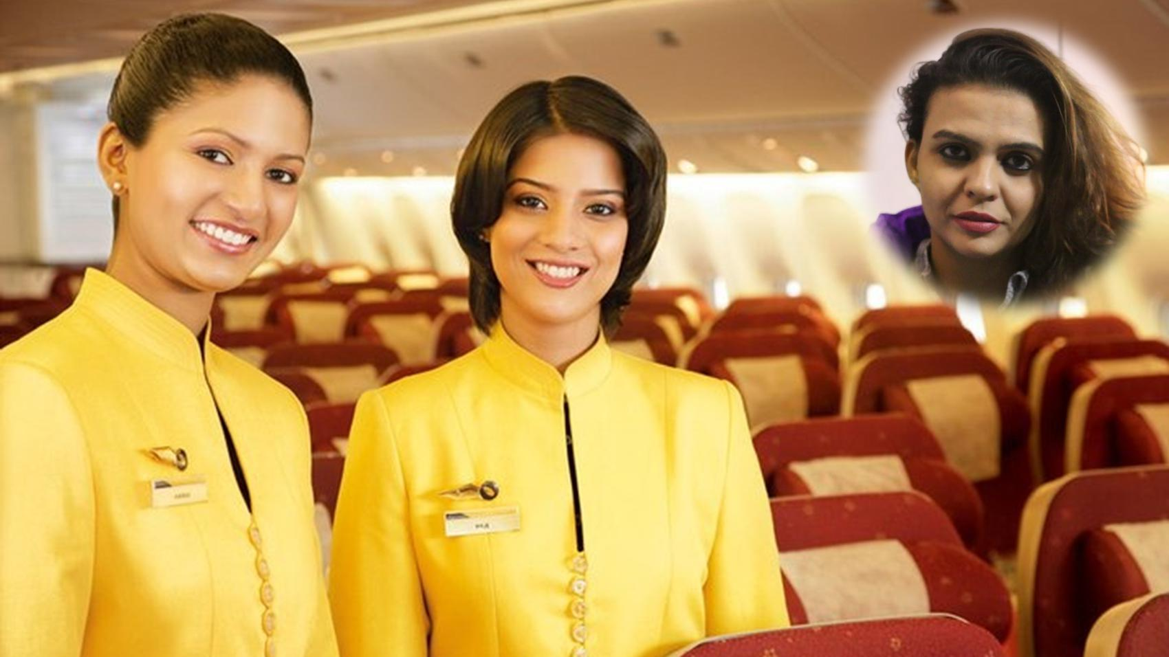 Cabin Crew Flying