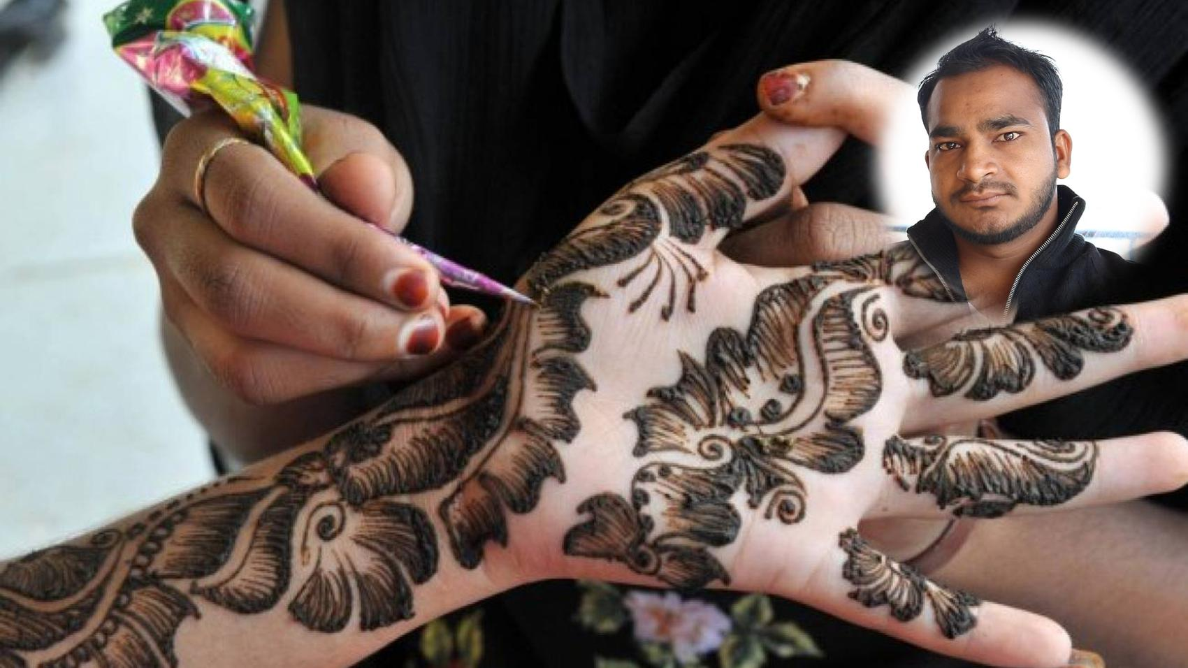 Career in Career-in-Mehandi-Designing