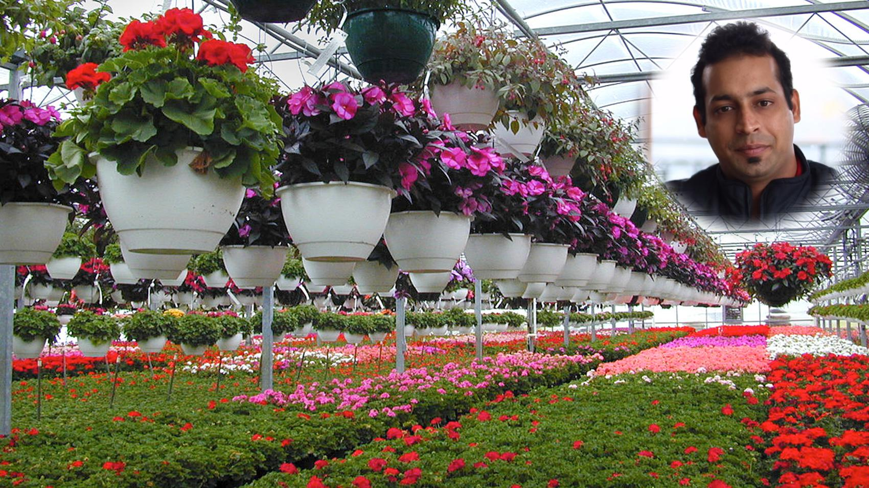 Career in Career-in-Floriculture