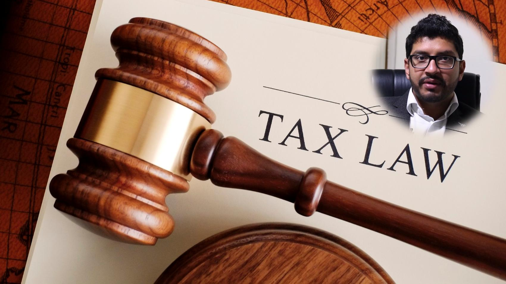 Career in Tax Law