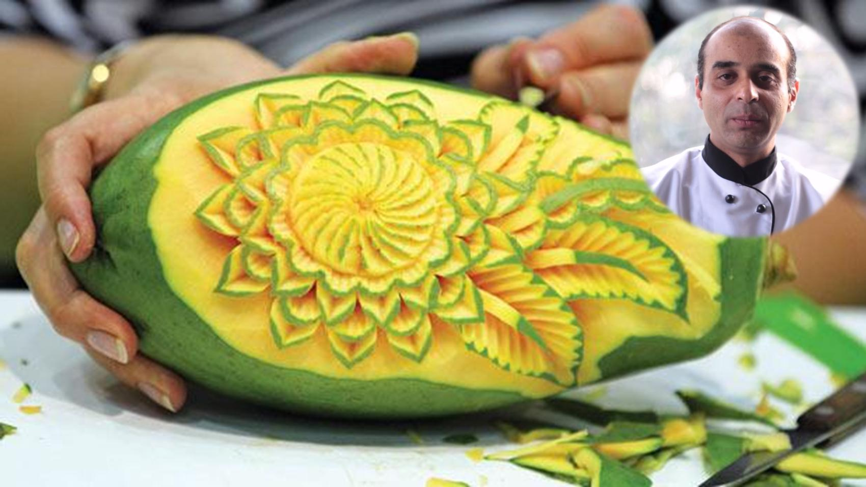 Fruit & Vegetable Carving