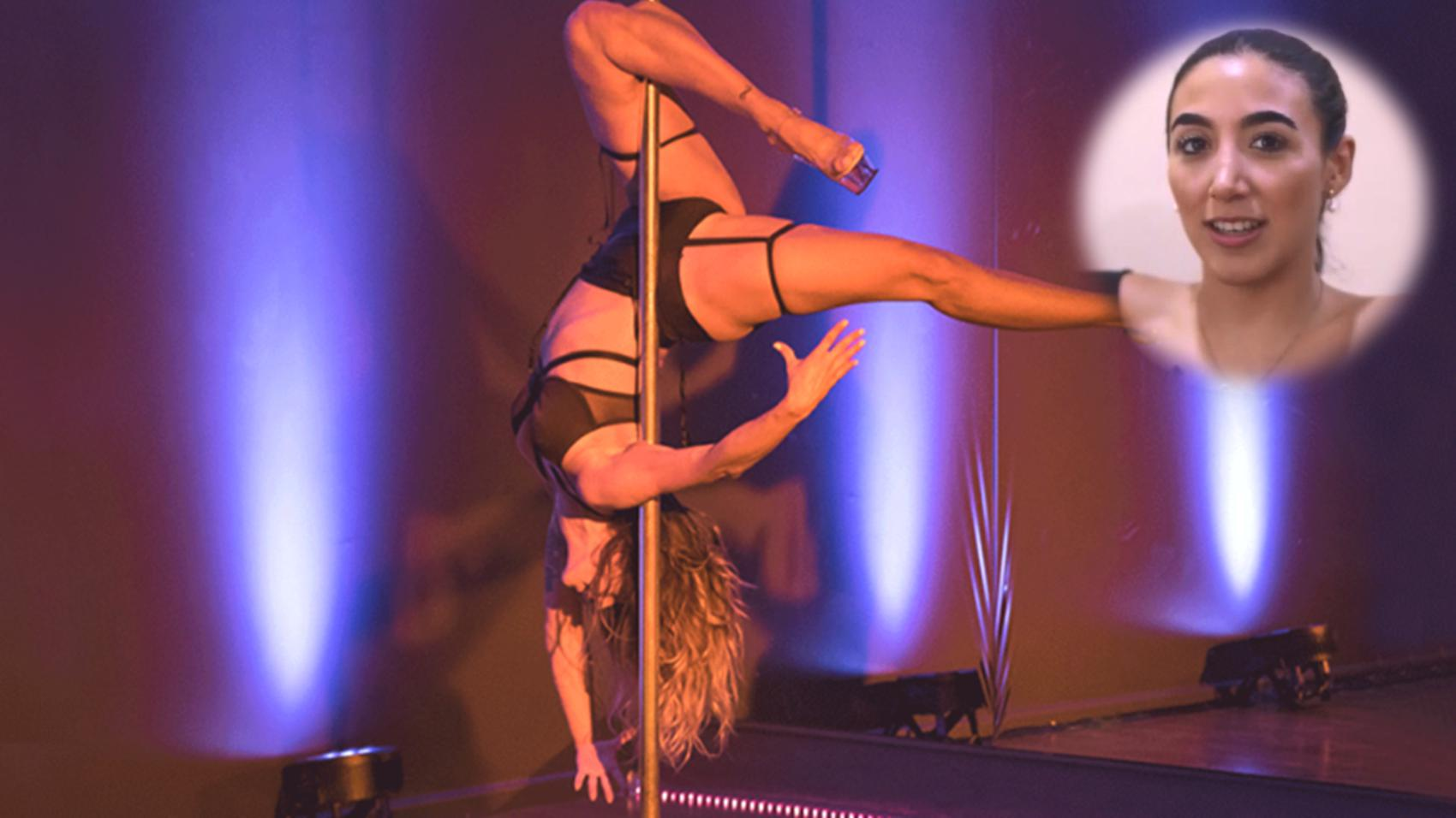 Career in Exotic Pole Dancing