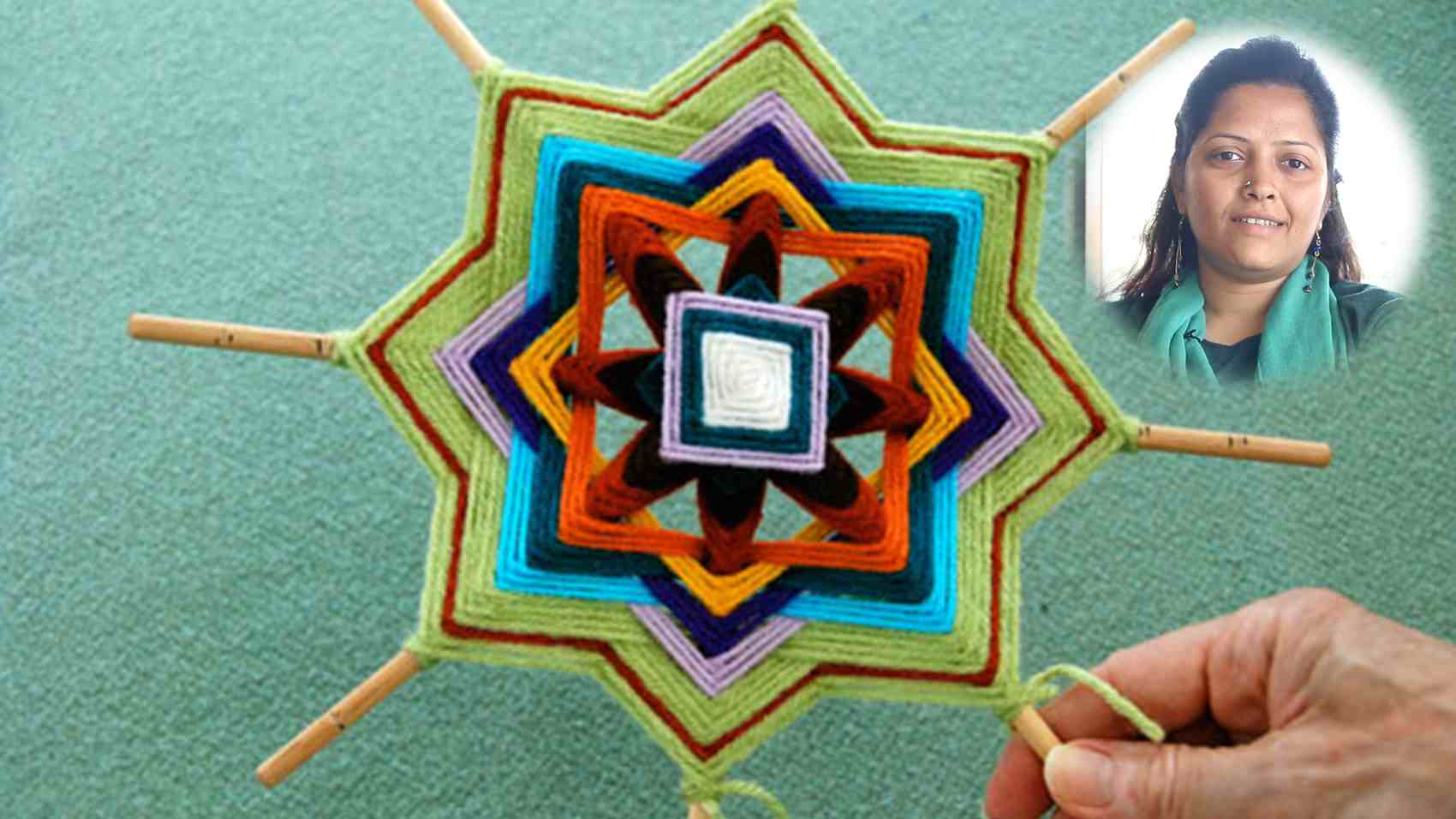 Career in Career-in-Mandala-Weaving