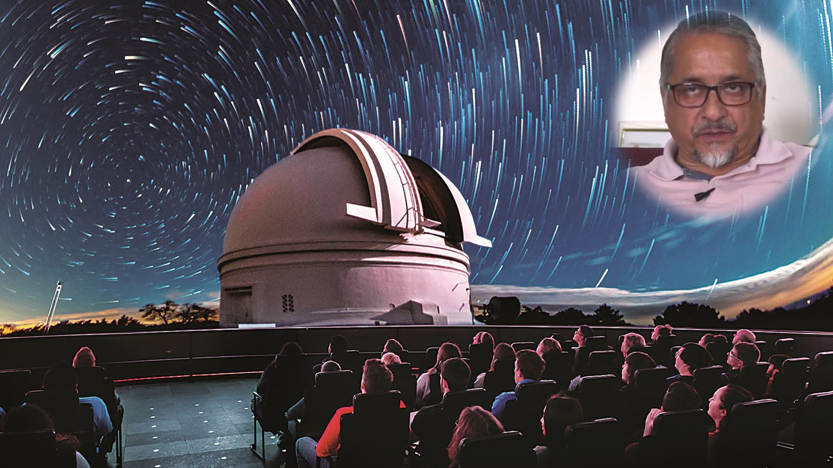 Career in Planetarium Management